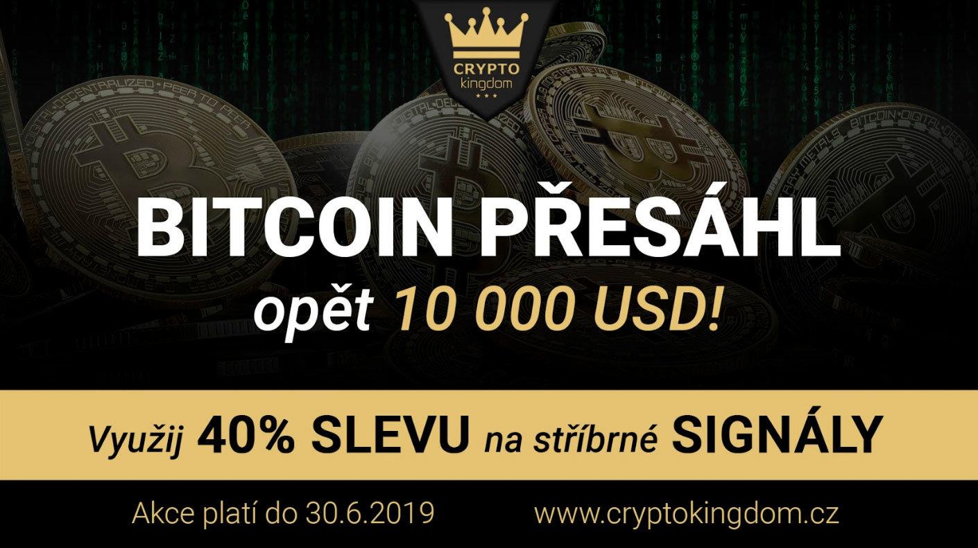 Crypto Kingdom akcia