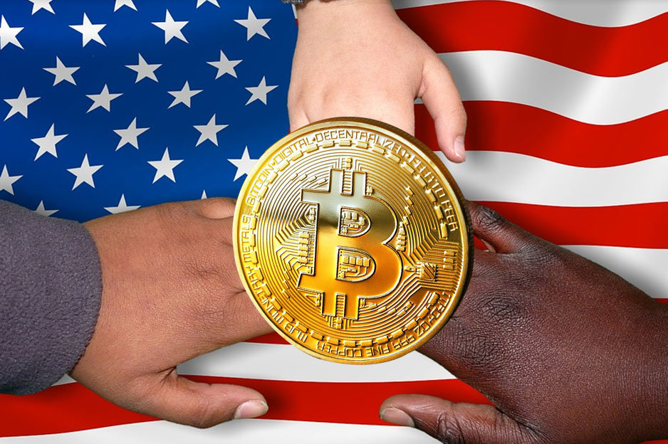 Bitcoin a USA