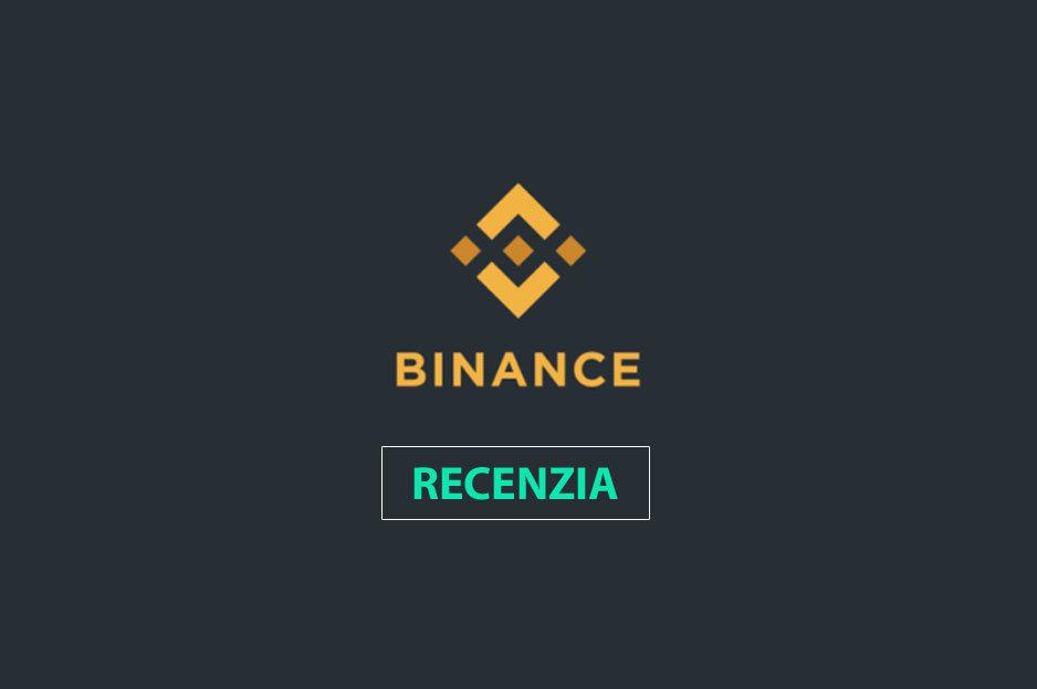 Recenzia Binance