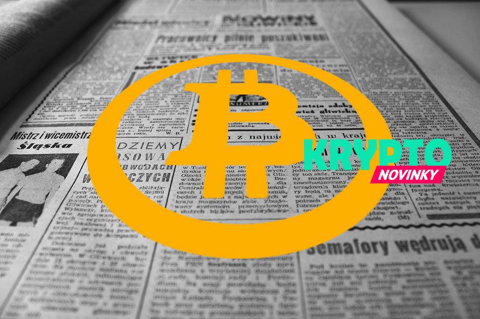 Bitcoin správy