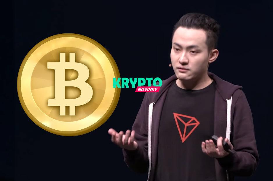 Justin Sun, Bitcoin