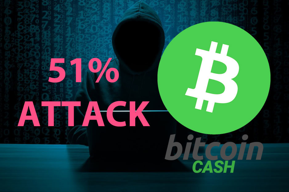 51% útok Bitcoin Cash