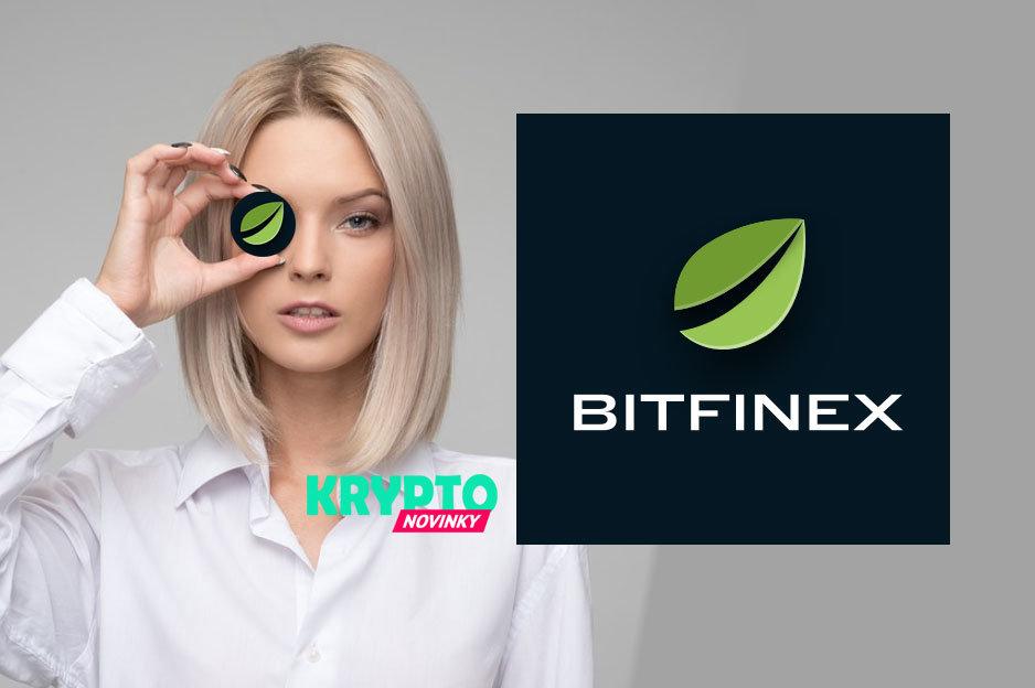 Bitfinex natívny token