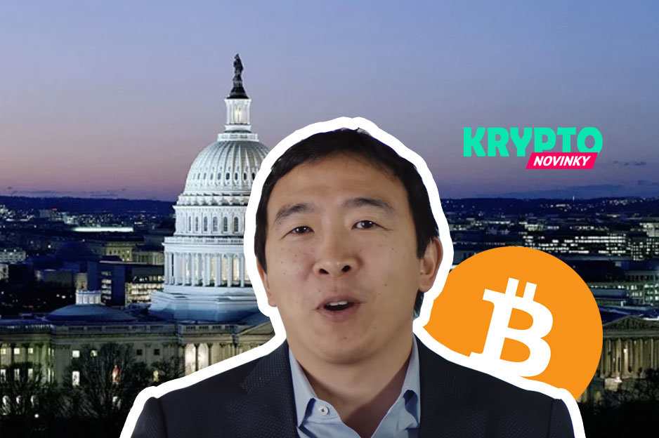 Andrew Yang Bitcoin