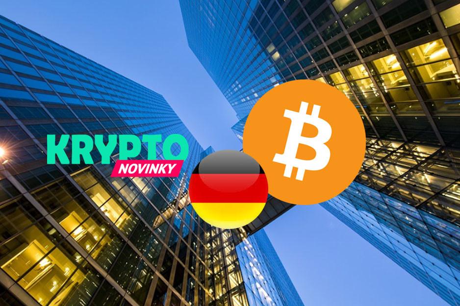 Bitcoin Nemecko