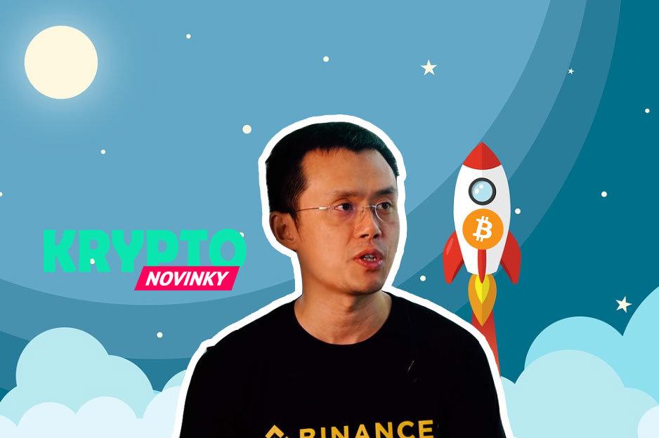 Changpeng Zhao Bitcoin Mesiac