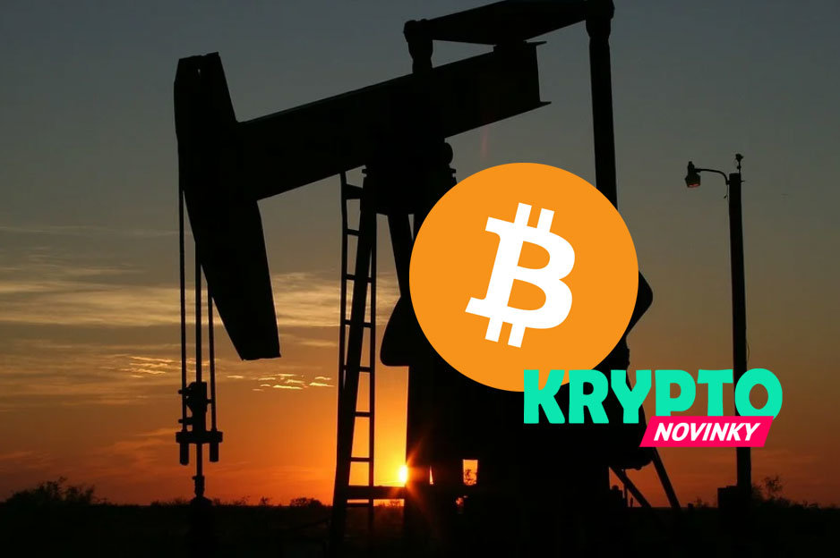 Bitcoin ťažba