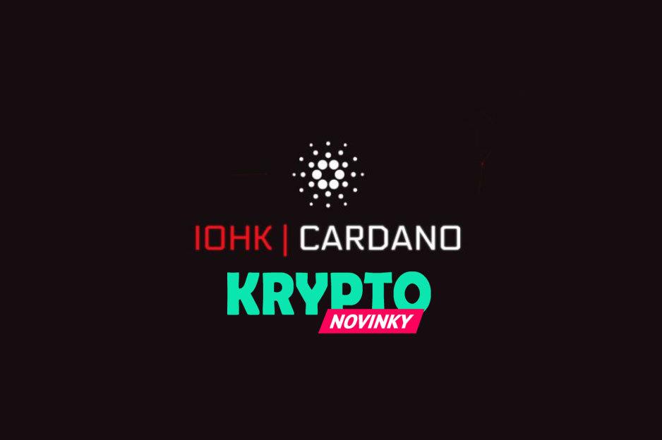 IOHK Cardano