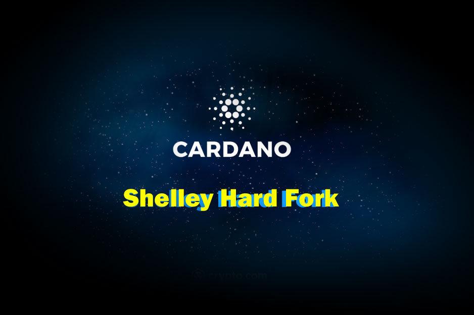Cardano Shelley Hardfork
