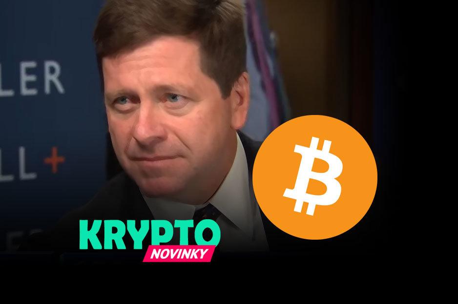 Jay Clayton Bitcoin