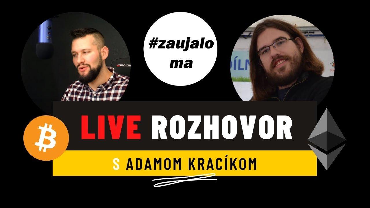 Live rozhovor A. Kracík